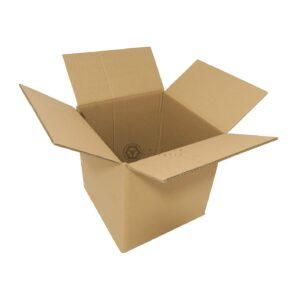 Kartonová klopová krabice 340x340x350 (5VVL)