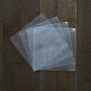 Vnější igelitový obal na 5″EP / SP